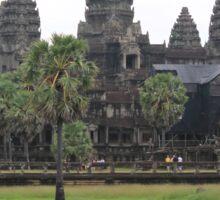 Angkor Wat, Cambodia: Wonders of the World Sticker