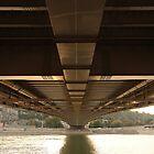 The Golden Bridge by kerendanieli