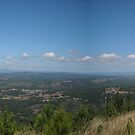 View from the San Paio Hill by darioalvarez