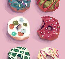 Donuts by Christi Lu