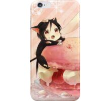 My Cute Work ! iPhone Case/Skin