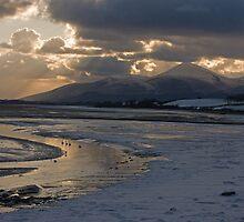 Murlough Bay County Down by Jon Lees