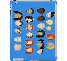 Welcome to Pleasantview iPad Case/Skin