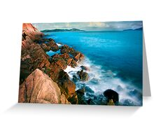Kissing Point Greeting Card