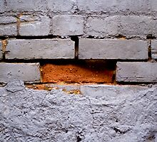 Another Brick in the Wall (Missing) by raelynndesign