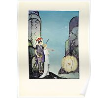 Tanglewood Tales by Nathaniel Hawthorne with Illustrations by Virginia Frances Sterrett 1921 308 Golden Fleece Poster