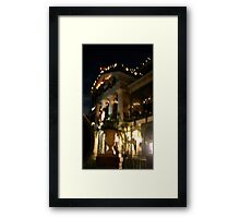 Haunted 08 Framed Print