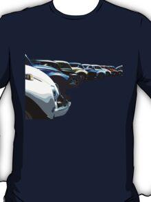 Volkswagen Bug Show  T-Shirt