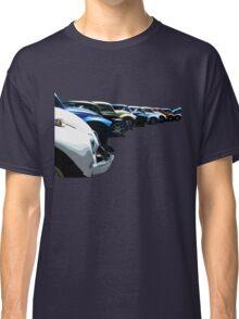 Volkswagen Bug Show  Classic T-Shirt