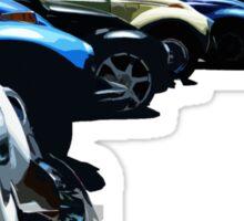 Volkswagen Bug Show  Sticker