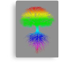 Sunshine, Lollypops and Rainbows Canvas Print