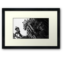 Haunted 14 Framed Print