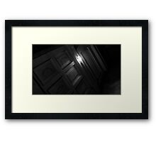 Haunted 15 Framed Print