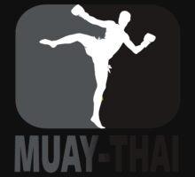 Muay Thai - Thai Boxing One Piece - Short Sleeve
