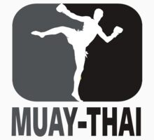 Muay Thai - Thai Boxing Kids Tee