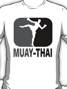 Muay Thai - Thai Boxing T-Shirt