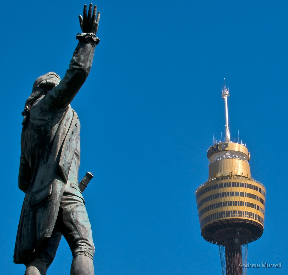 My tower is bigger than yours... by Andrew Murrell