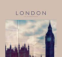 Vintage London by schwebewesen