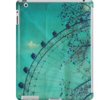 Vintage London Eye iPad Case/Skin