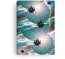 Personal Odyssey Canvas Print