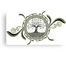 Life:Tree v02 Canvas Print