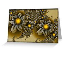 Rustic Flowers (248 VIEWS ON August 24, 2010) Greeting Card