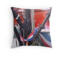 A Cacophony of Colours 2 Throw Pillow