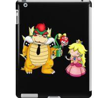 Princess Peach X Bowser iPad Case/Skin