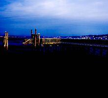 The pier by Sascha Cameron