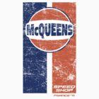 McQueens Speed Shop by superiorgraphix