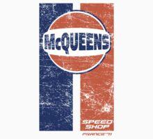 McQueens Speed Shop