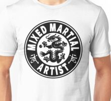 Mixed Martial Artist Unisex T-Shirt