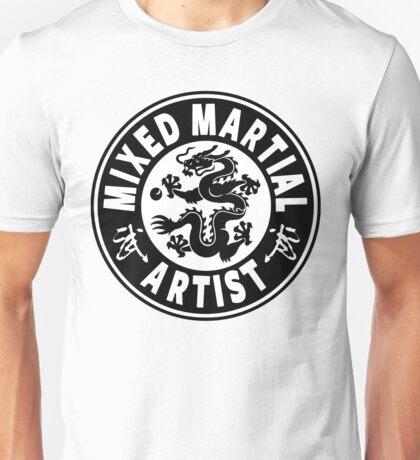 Mixed Martial Artist Unisex T-Shirt