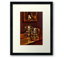 2009 Wine Loft 013 Framed Print