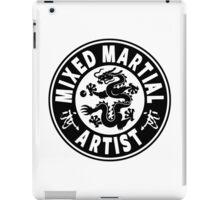 Mixed Martial Artist iPad Case/Skin
