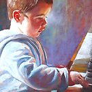 My Little Mozart by Lynda Robinson