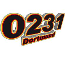 0231 Dortmund Photographic Print