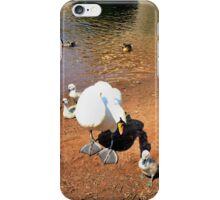 Where are you going? iPhone Case/Skin