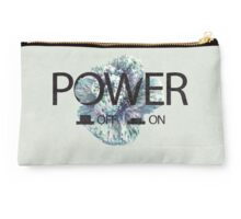 Power on / off Studio Pouch