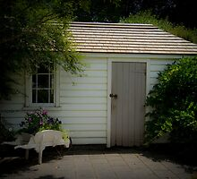 The Garden Shed by kobie01