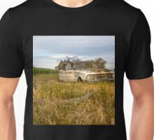 The Classic Old Ford Falcon Ute..... Seen better days.... Unisex T-Shirt