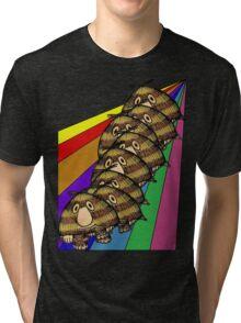 Grug's Rainbow Tri-blend T-Shirt