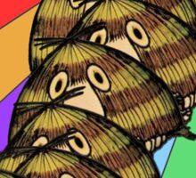 Grug's Rainbow Sticker
