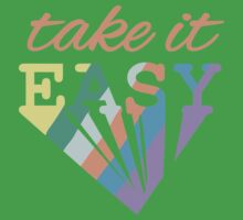 Take it Easy Baby Tee