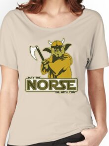 May The Norse Be With You Women's Relaxed Fit T-Shirt