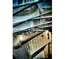 Twisted Metal Photographic Print
