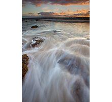 Anglesea Rush Photographic Print