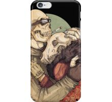 Weird Love  iPhone Case/Skin