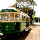 This Tram Does Not Go to St Kilda. by Mike Rowley