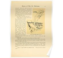 The Land of Enchantment by Arthur Rackham 0097 He Riz Out of the Ocean Poster
